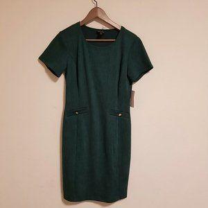 Beautiful Enfocus Studio Green dress Size 8